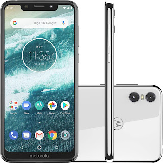 motorola one 64 gb branco