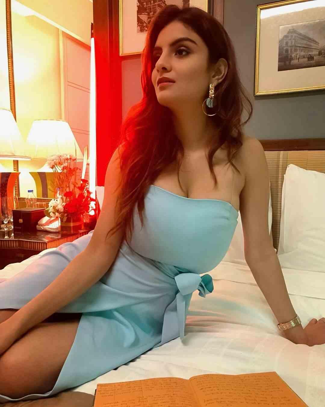 Anveshi Jain Latest Bold Photos