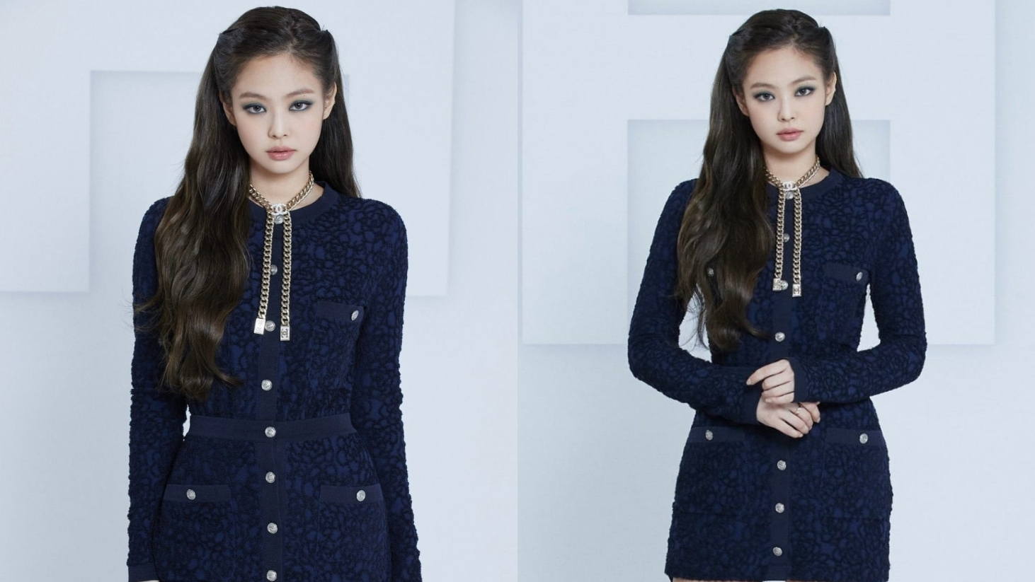 BLACKPINK's Jennie Elegant Style Wears a Chanel Collection Reap Admiration