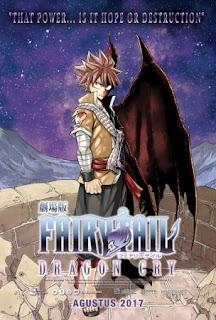 Fairy Tail Movie: Dragon Cry