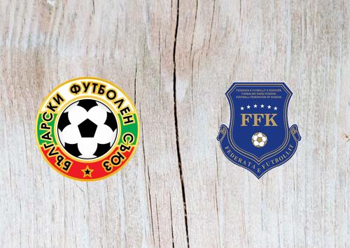 Bulgaria vs Kosovo - Highlights 10 June 2019