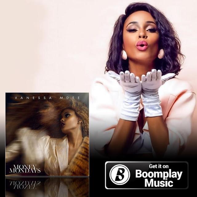 Vanessa Mdee - The way you are (Money Monday's Album)