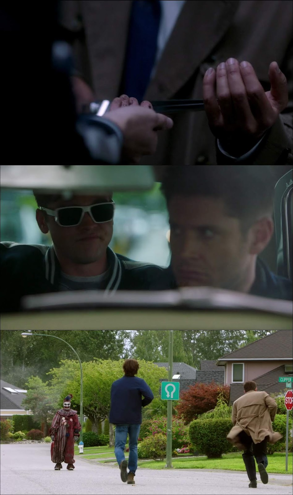 Supernatural Temporada 15 HD 720p Latino