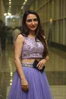 Actress Dhriti Pos in Purple Lehnga Lehenga Choli at Keshava Telugu Movie Audio Launch .COM 0006.jpg