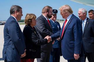 President Trump visits Milwaukee