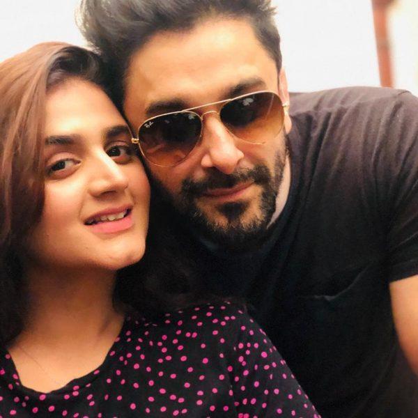 Hira and Mani beautiful Clicks