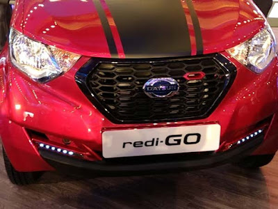 Datsun redi-GO Sport Limited Edition front view