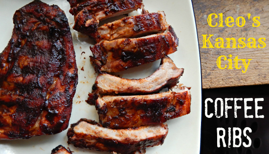 ... How to Use Coffee to make Plump and Juicy Barbecued Ribs by Cleo Coyle