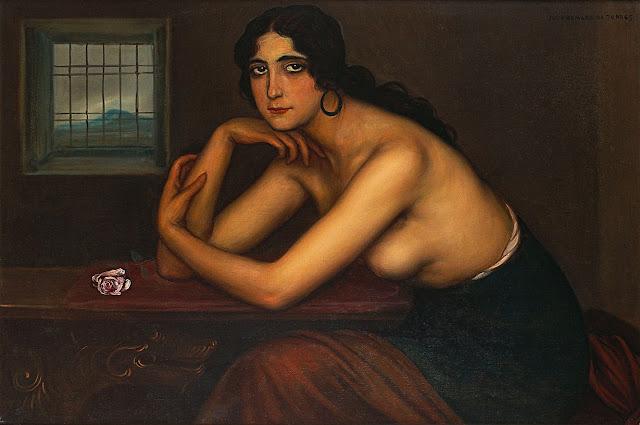 Julio Romero De Torres: Carmen di Cordova