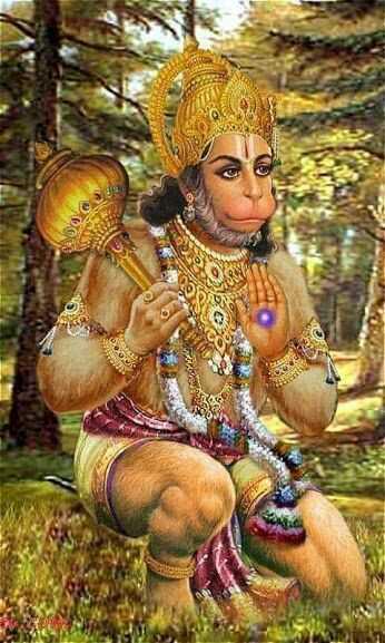 Hanuman Ji Ki Picture