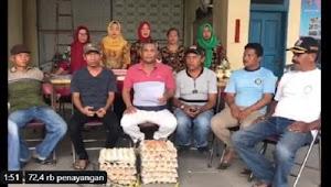 Tak Sudi Anies Difitnah, Warga Tanah Merah Kembalikan Telor Sumbangan Lions Club