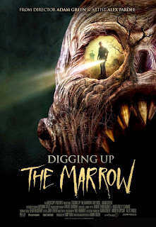 Digging Up the Marrow<br><span class='font12 dBlock'><i>(Digging Up the Marrow)</i></span>