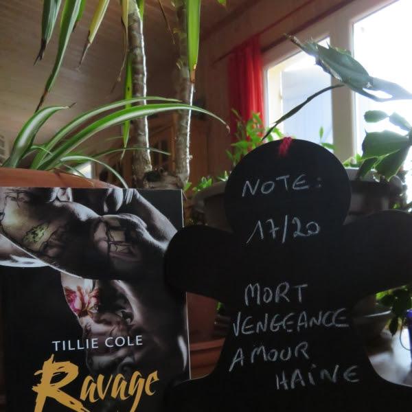 Les écorchés, tome 3 : Ravage de Tillie Cole