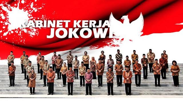 Resufle Kabinet Kerja Jokowi