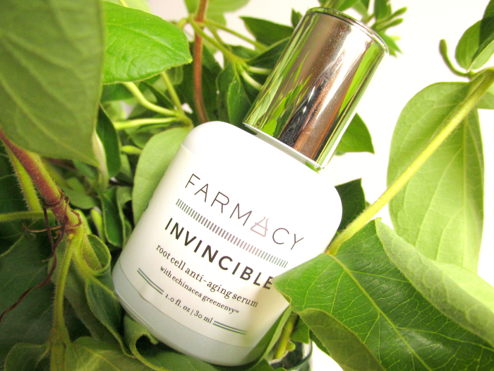 Review: Farmacy - Invincible Root Cell Anti-Aging Serum Inhaltsstoffe / Ingredients