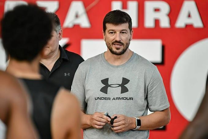 Šćepanović : U ovom periodu i ne gledam napad, odbrana mi je prioritet!