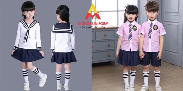 Mẫu đồng phục tiểu học 9