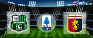 «Сассуоло» — «Дженоа»: прогноз на матч, где будет трансляция смотреть онлайн в 20:30 МСК. 29.07.2020г.