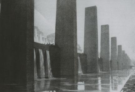 Beyond Architectural Illustration Inspiration Hugh Ferriss