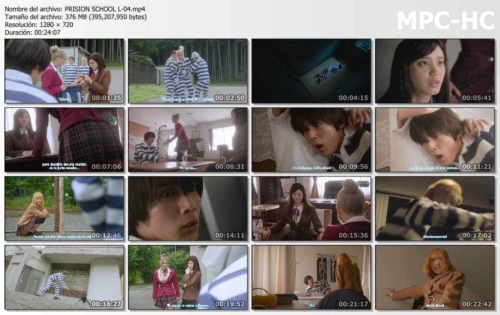 Prision School Live 04/09