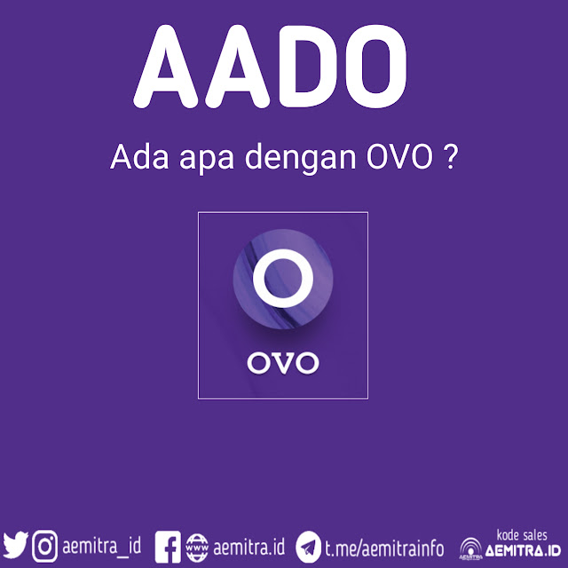 Kenapa Top up OVO di AEMITRA, Nominal yang masuk tidak sesuai ?