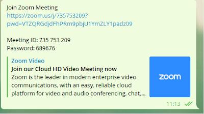 Cara Mengundang Orang ke Zoom Meeting (Invitation)