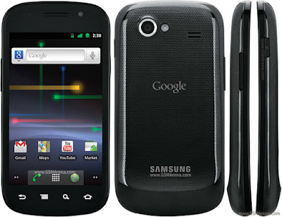 Interior Samsung Google NexusS