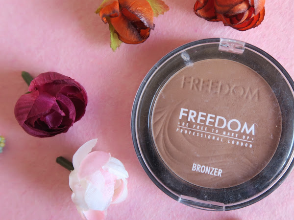 Review - Bronzer 110 Matte Freedom