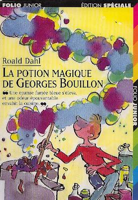 Télécharger Livre Gratuit La potion magique de Georges Bouillon pdf