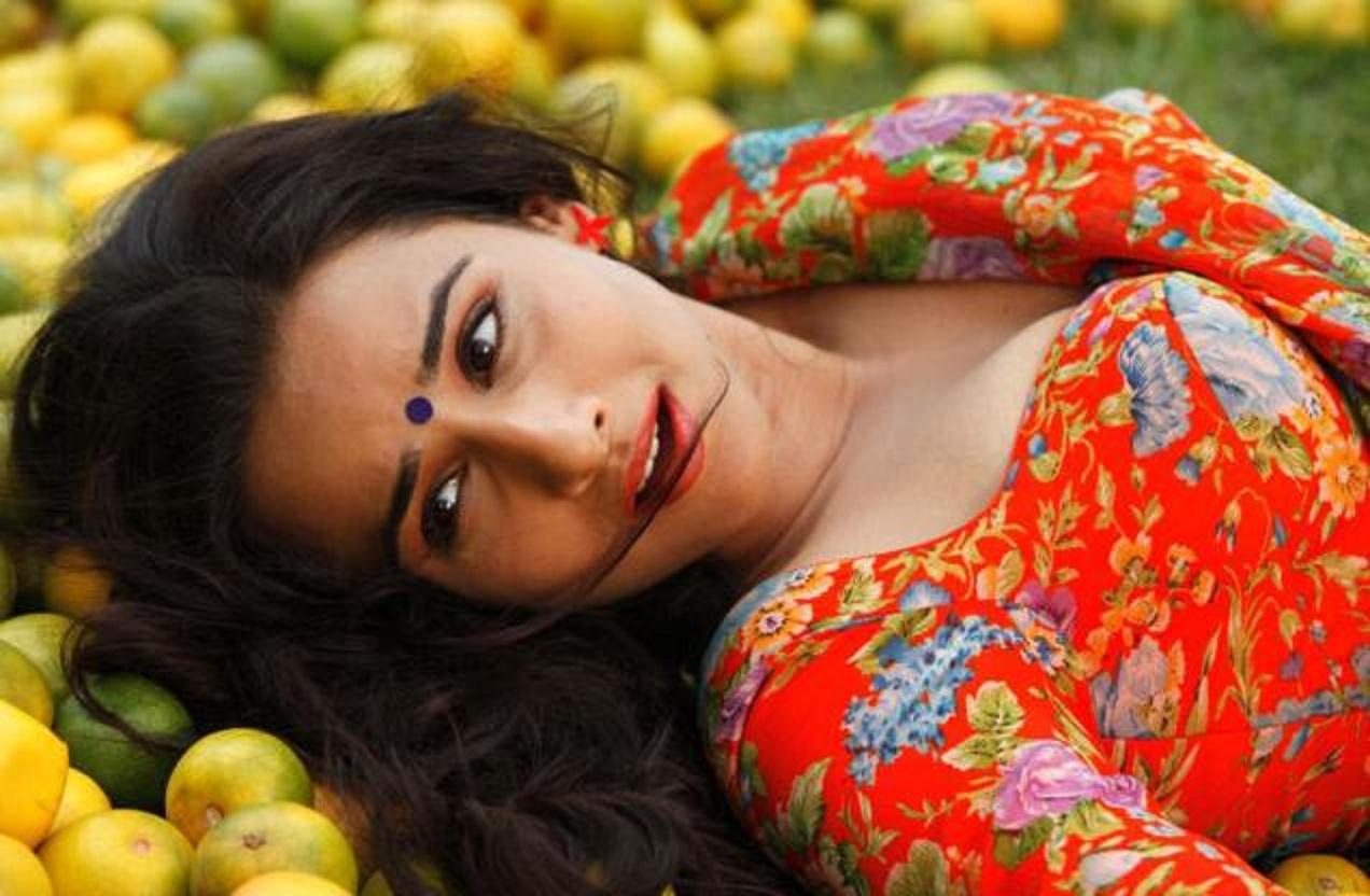 Sexy Pic Of Vidya