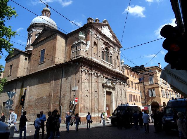 Modena Street Scenes