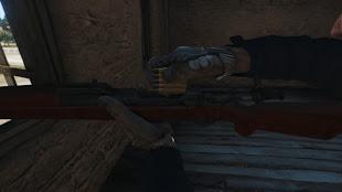 Arma3用NIArms M1903 Springfield Rifles