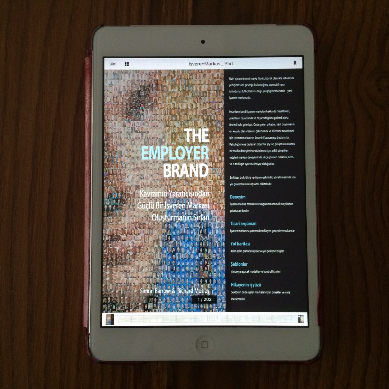 The Employer Brand - Kavramin Yaraticisindan Guclu Bir Isveren Markasi Olusturmanin Sirlari (Kitap)