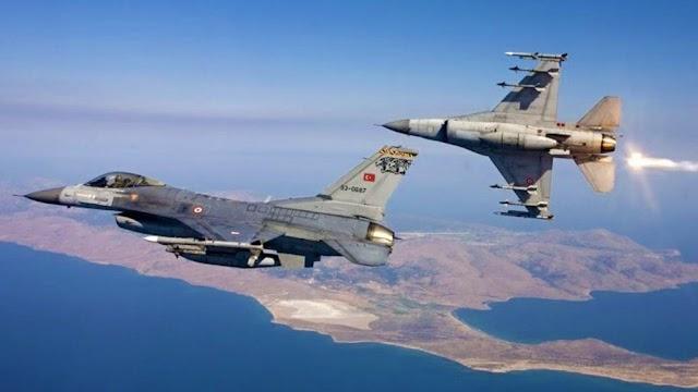 Τουρκία: Αποκαλυπτική έρευνα – Δύο χρόνια ζωής έχουν τα τουρκικά F-16
