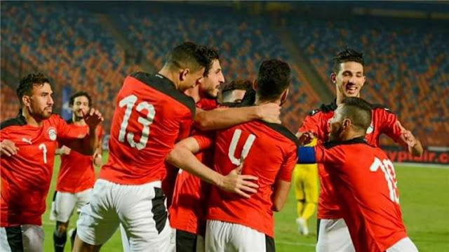 تعرف علي ترتيب مجموع منتخب مصر بعد التأهل الي بطولة الامم الافريقية بالكامير