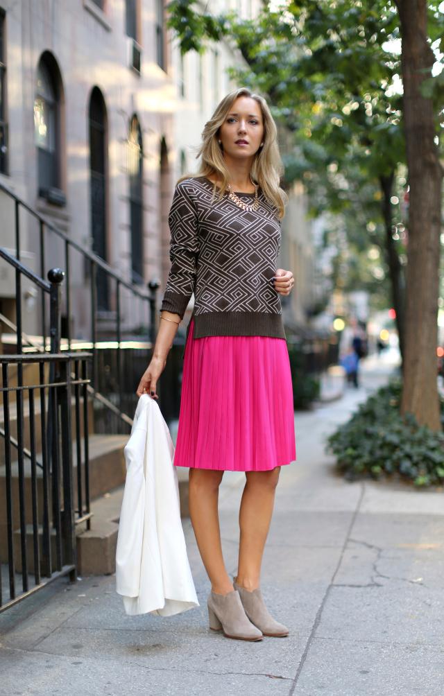Umber Fuchsia Memorandum Nyc Fashion Amp Lifestyle