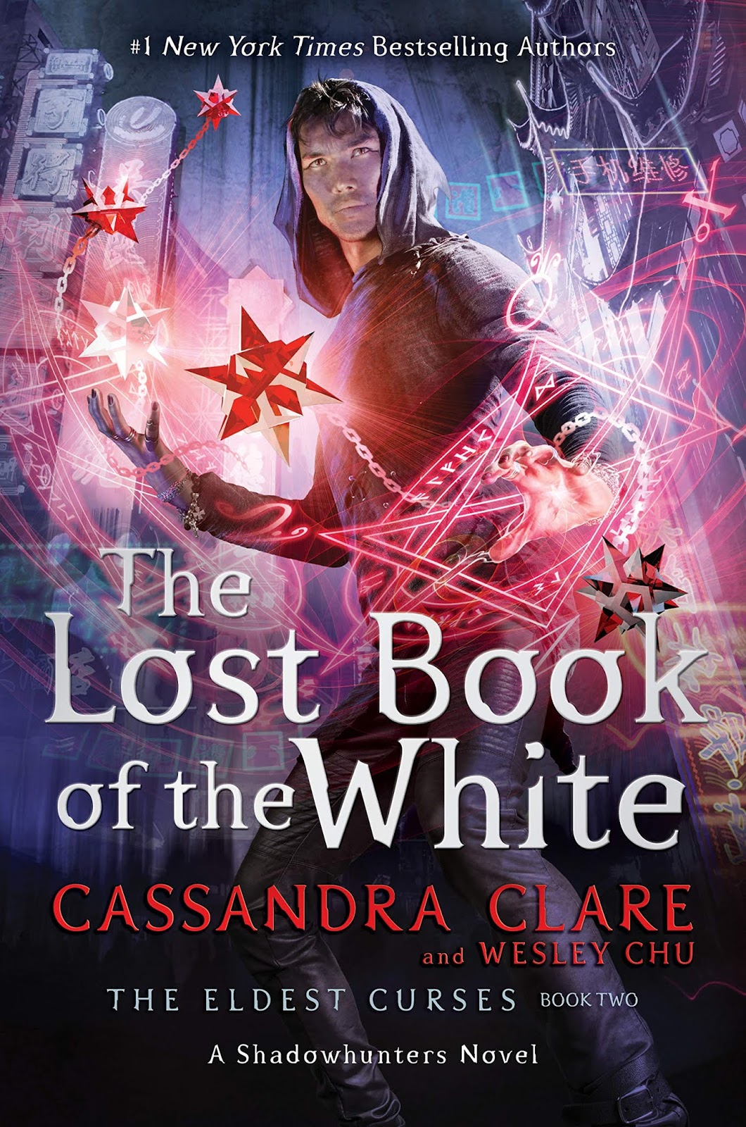 The Lost Book of the White by Cassandra Clare & Wesley Chu