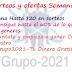 Sorteos y Ofertas Grupo2021-Tu Dinero Gratis.
