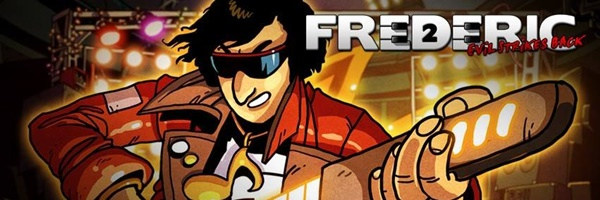 Frederic Evil Strikes Back PC Full Español