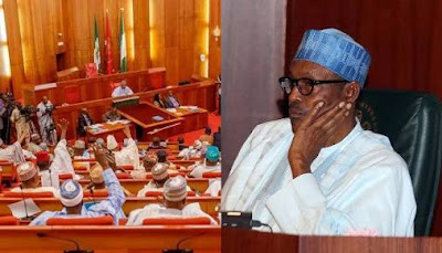 Senate Gets Buhari's Impeachment Report Today …grills IG on Dino