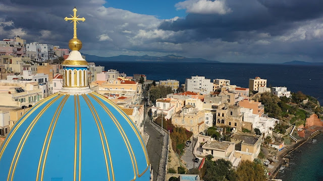 Ερμούπολη Σύρου: Η πολύχρωμη αρχοντορεμπέτισσα - πρωτεύουσα των Κυκλάδων (βίντεο drone)