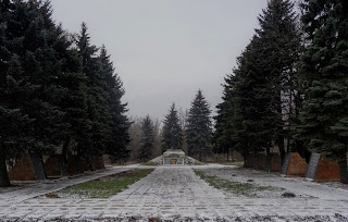 Желанна, Ясинуватський р-н. Донецька обл. Військовий меморіал
