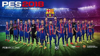 Free Download Pro Evolution Soccer ( PES ) 2018