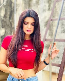 Ihana Dhillon hot photo