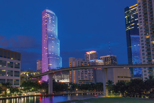 Bank of America Tower em Miami