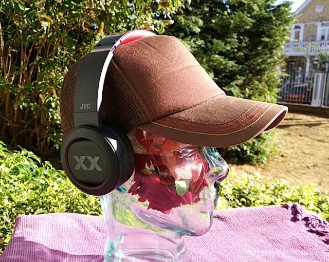 Jvc Ha-Xp50bt 20 Wireless On Ear Bassport Headphones