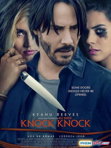 Gái Xinh Gõ Cửa - Knock Knock (2015)