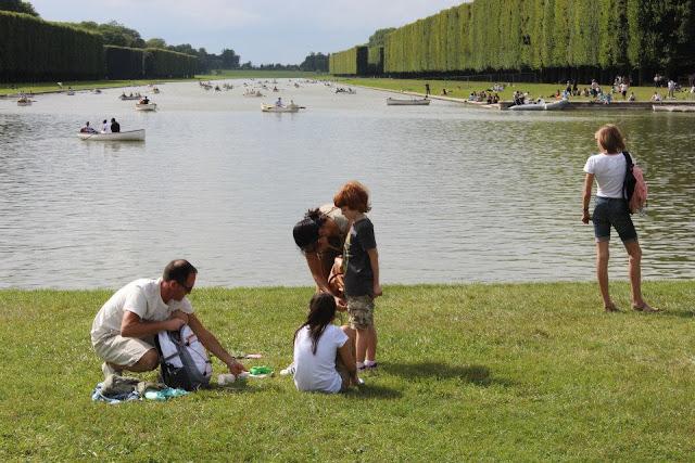 路易十四,運河