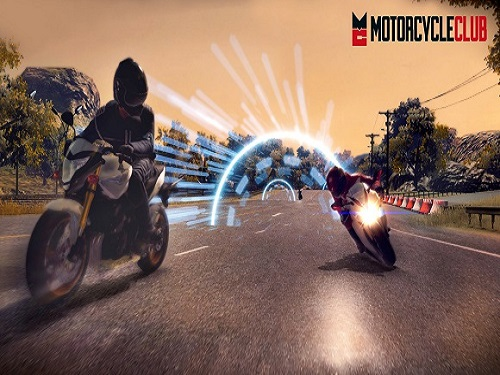 Motorcycle Club Game