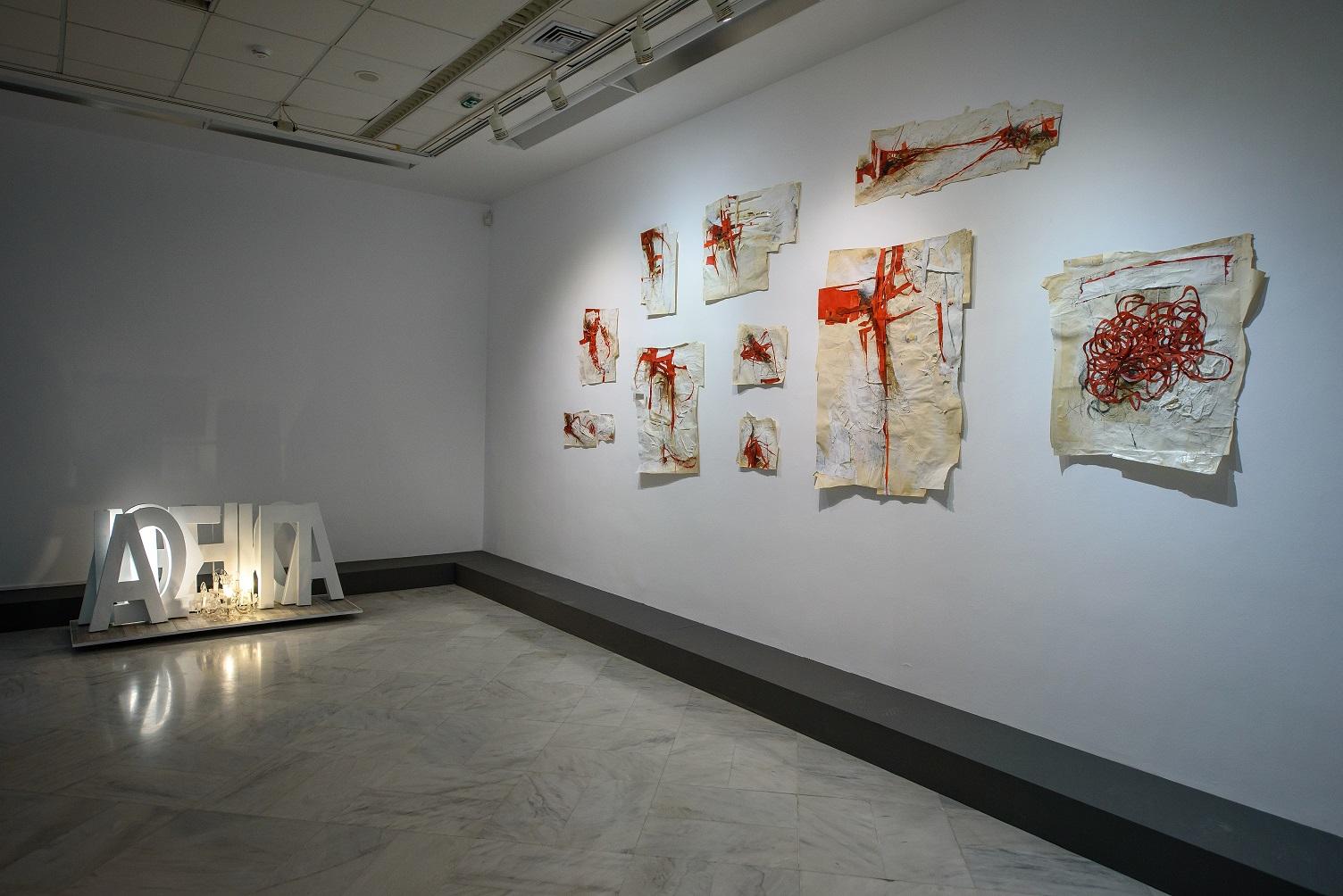 Εγκαινιάζεται η έκθεση «Γόρδιοι Δεσμοί» στη Δημοτική Πινακοθήκη Λάρισας